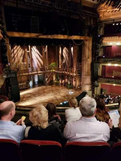 CIBC Theatre secção Mezzanine L