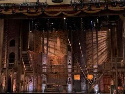 Altria Theater, secção: Orchestra C, fila: R, lugar: 301