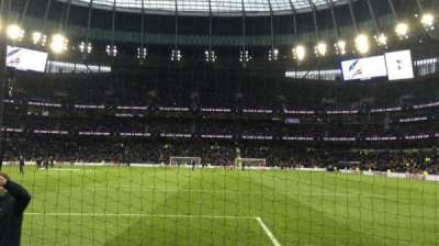 Tottenham Hotspur Stadium secção 252
