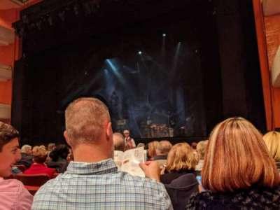 Thrivent Hall at Fox Cities Performing Arts Center, secção: Orch r, fila: J, lugar: 157