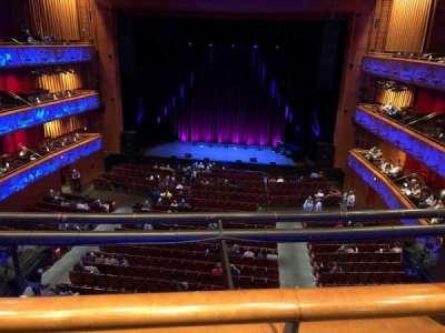 Tobin Center for Performing Arts secção Center Mezzanine