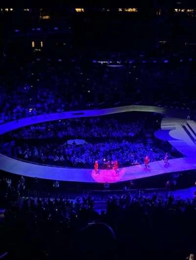 Honda Center, secção: L