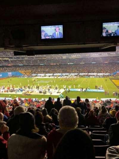 San Diego Stadium secção P9