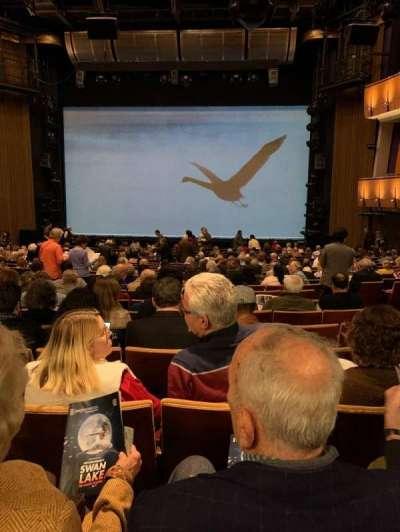 Ahmanson Theatre, secção: Orchestra, fila: U, lugar: 23