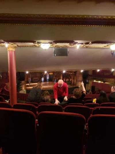 CIBC Theatre secção Dress Circle L