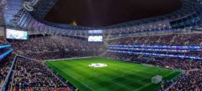 Tottenham Hotspur Stadium secção 520