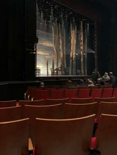Durham Performing Arts Center secção Orchestra 2