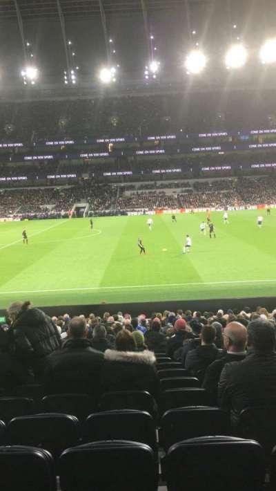 Tottenham Hotspur Stadium secção 119