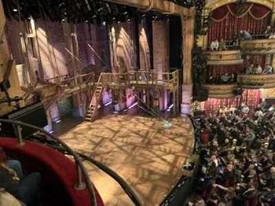 Richard Rodgers Theatre secção Box F