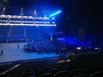 The O2 Arena secção L112