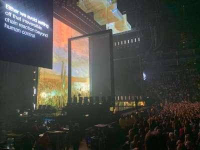 The O2 Arena secção A101