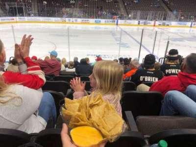 VyStar Veterans Memorial Arena, secção: 103, fila: J, lugar: 13