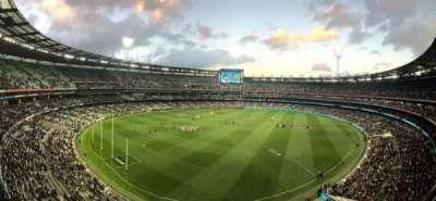 Melbourne Cricket Ground secção Q29