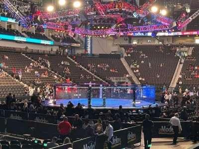 VyStar Veterans Memorial Arena, secção: 116, fila: H, lugar: 12