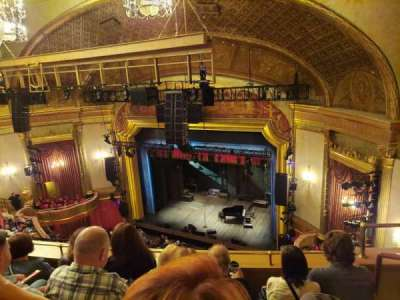 St. James Theatre secção Balcony R