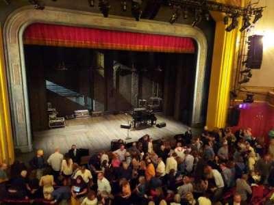 St. James Theatre secção Mezzanine L