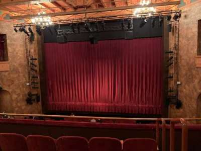 August Wilson Theatre secção Mezzanine C