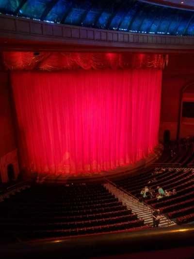 O Theatre secção 302
