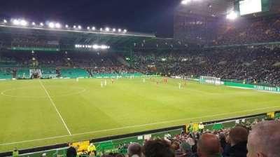 Celtic Park, secção: 105, fila: Y, lugar: 24