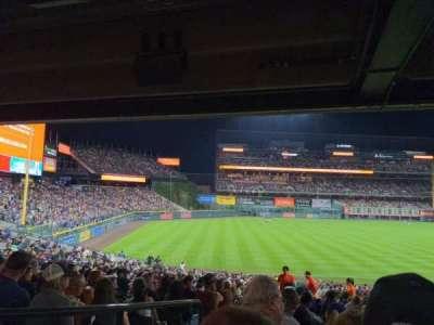 Coors Field, secção: 145, fila: 37, lugar: 18