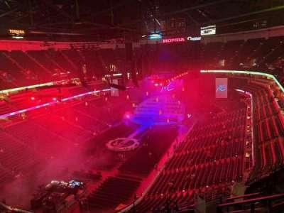 Honda Center, secção: 441, fila: N, lugar: 3