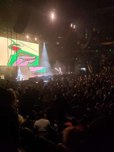 State Farm Arena secção 120
