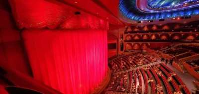 O Theatre secção 300