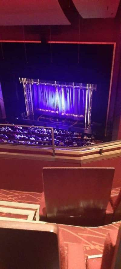 Bord Gáis Energy Theatre, secção: Upper, fila: C, lugar: 46