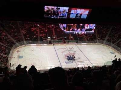 Little Caesars Arena secção 213