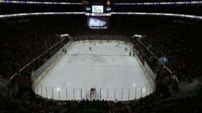PNC Arena, secção: 212, fila: E, lugar: 4