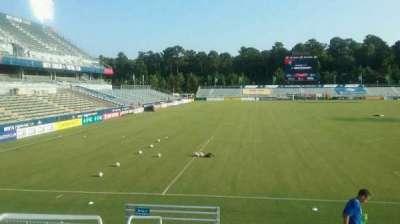 Wakemed Soccer Park, secção: 403, fila: I, lugar: 19