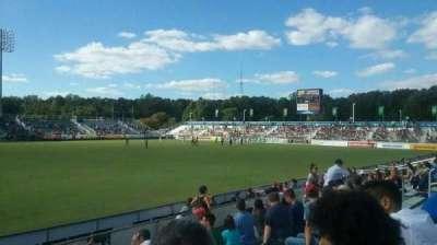 WakeMed Soccer Park, secção: 304, fila: K, lugar: 25