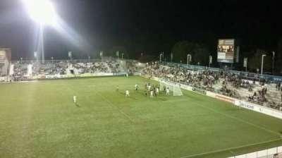 WakeMed Soccer Park, secção: 505, fila: E, lugar: 2