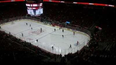 PNC Arena, secção: 319, fila: H, lugar: 10
