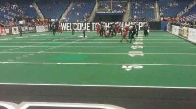 Greensboro Coliseum secção 118