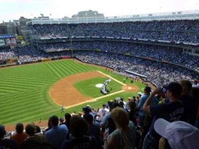 Yankee Stadium secção 426