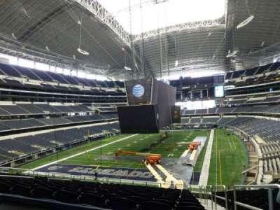 AT&T Stadium secção 245