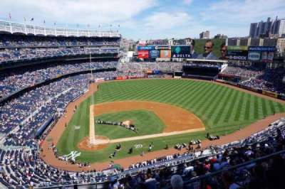 Yankee Stadium secção 418