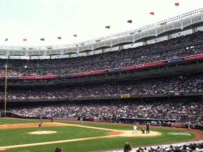 Yankee Stadium secção 025