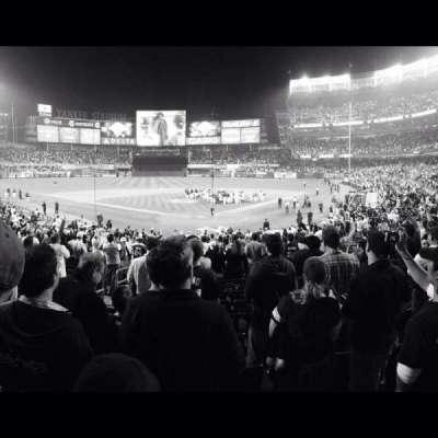 Yankee Stadium secção 120b