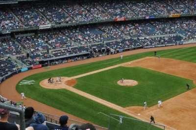 Yankee Stadium, secção: 312, fila: 7, lugar: 21