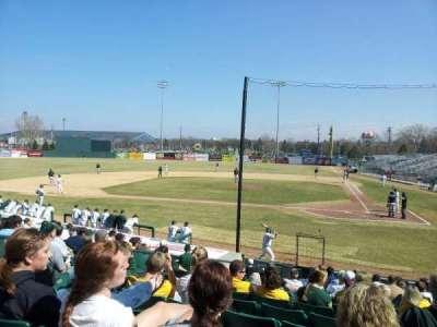 Newman Outdoor Field, secção: GA