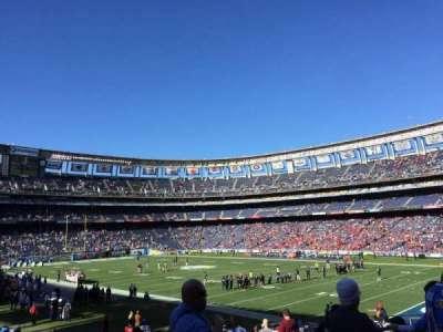 San Diego Stadium secção P45