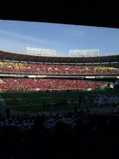 RFK Stadium secção 113