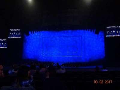 Zappos Theater secção 103