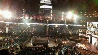 Allstate Arena, secção: 210, fila: C, lugar: 30