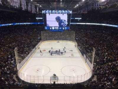 Scotiabank Arena secção 303