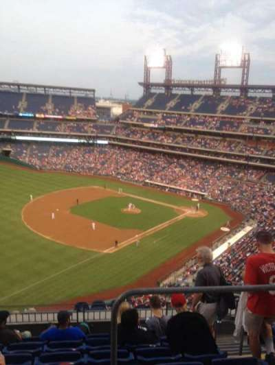 Citizens Bank Park secção 432