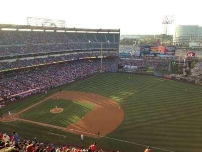 Angel Stadium secção V530