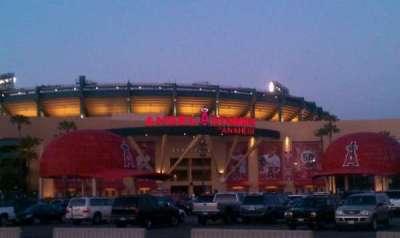 Angel Stadium secção entrance